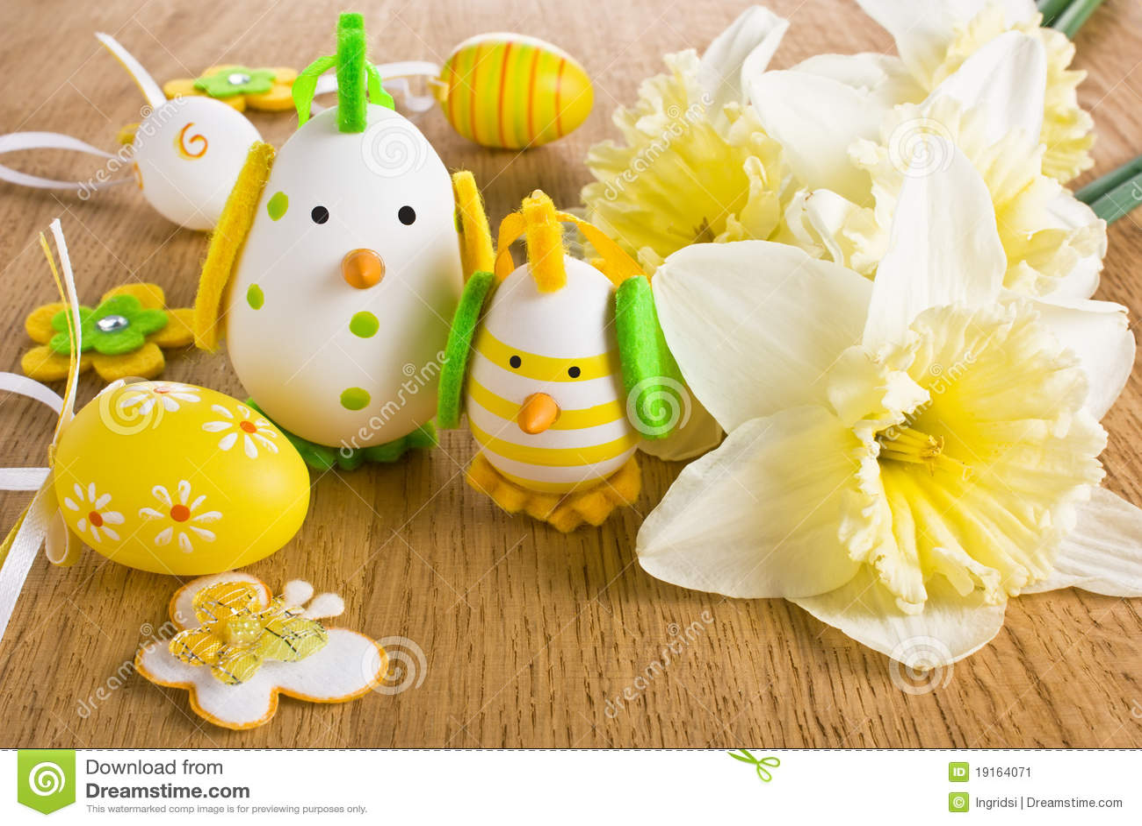 Ostern dekoration stockbild bild von geschenk dekoration for Dekoration ostern