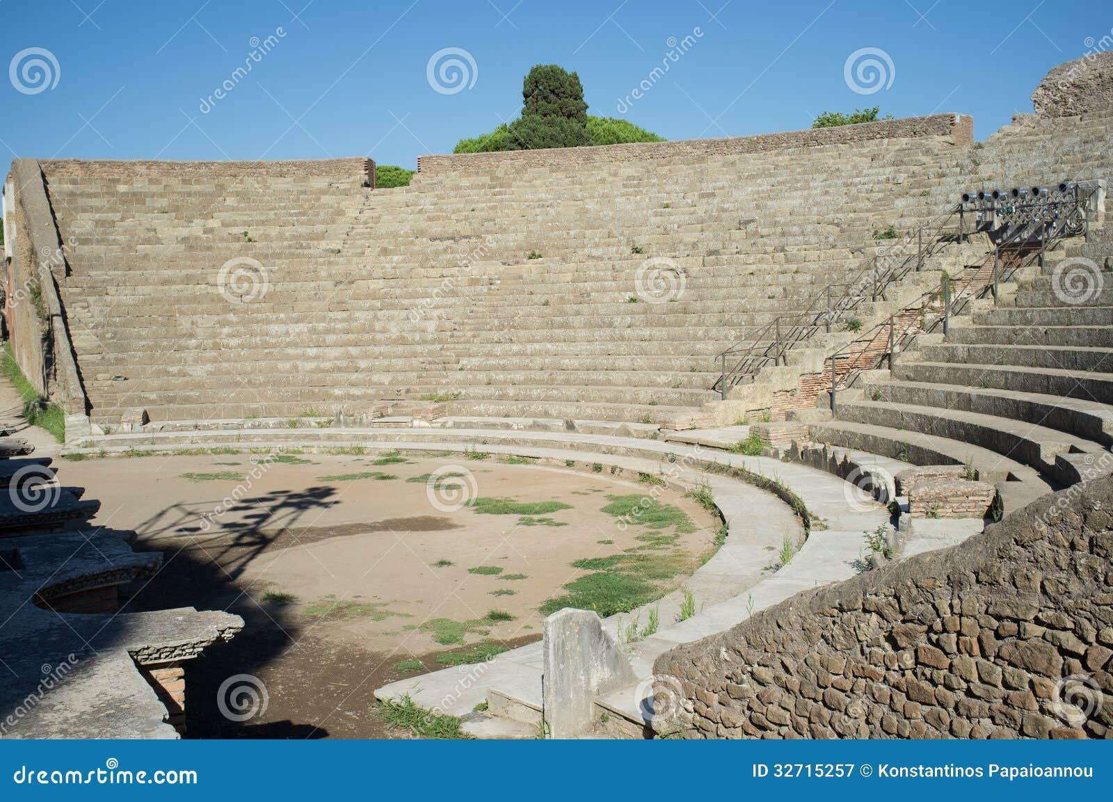 Ostia antica in rome royalty free stock photography for Mr arredamenti ostia antica