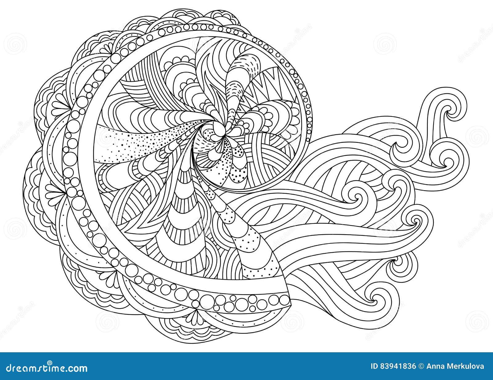 Ostra Ilustración Del Vector Ilustración De Ostra Cubo