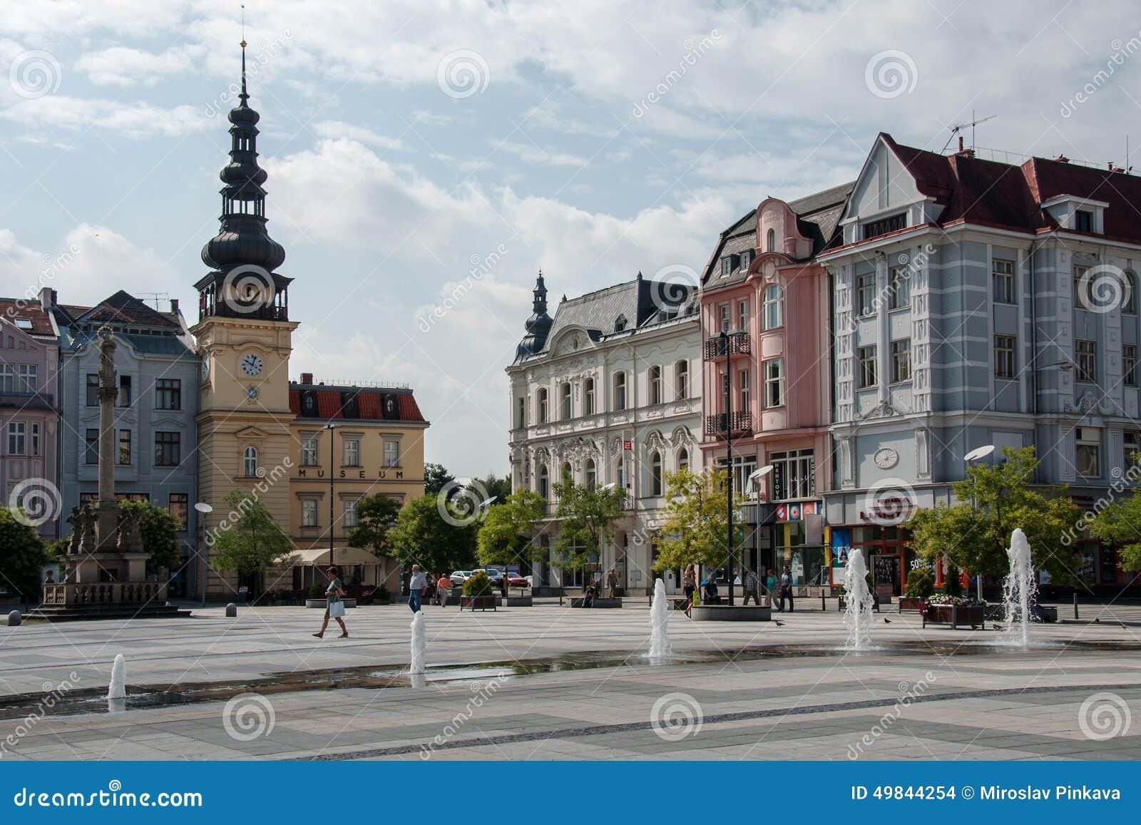 Ostrava Tjeckien