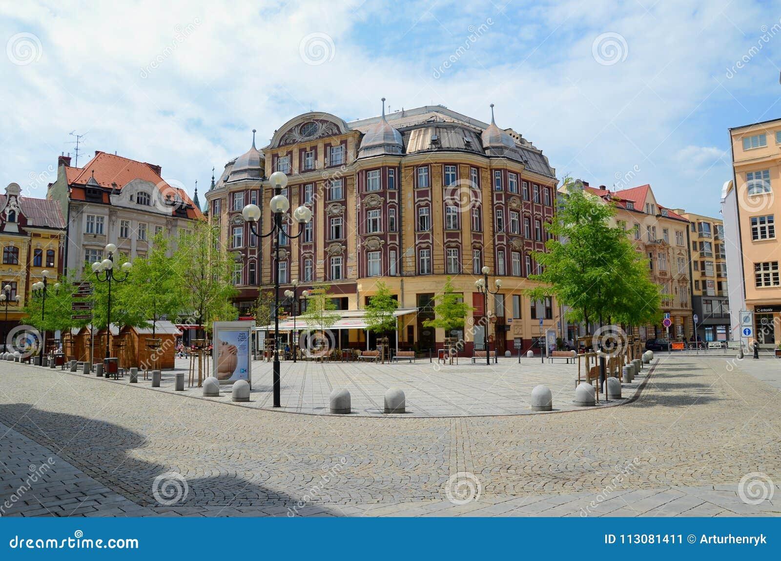 Ostrava, Tsjechische republiek