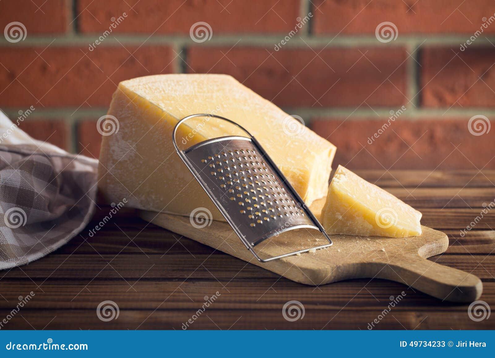 Ostrivjärn och parmesan