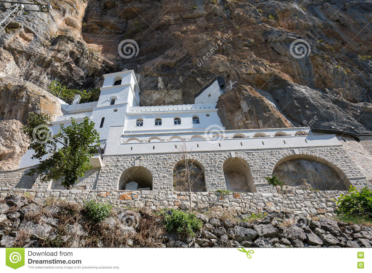 Ostrog - the most famous monastery in the Balkans 79