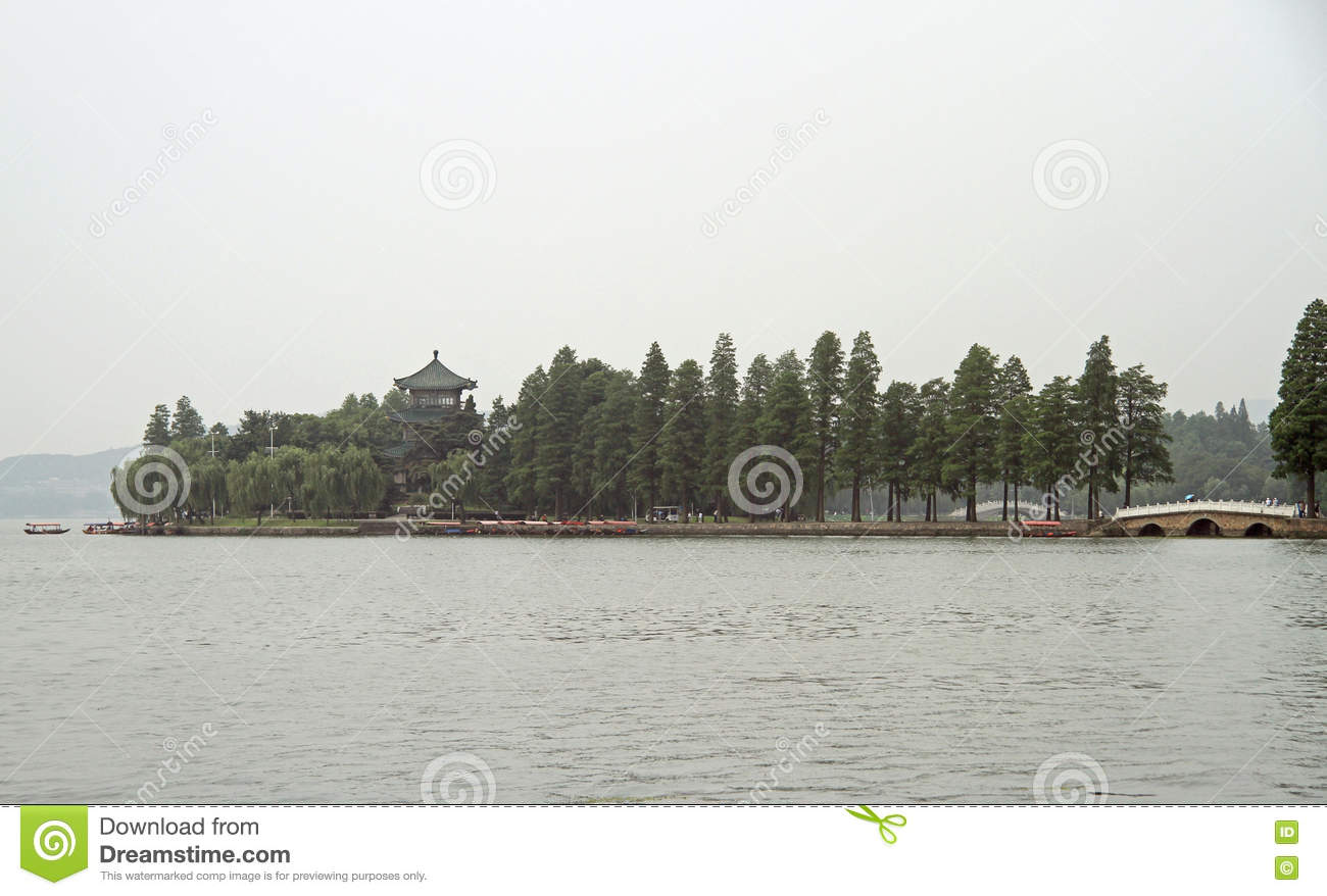 Ostsee in Wuhan, China