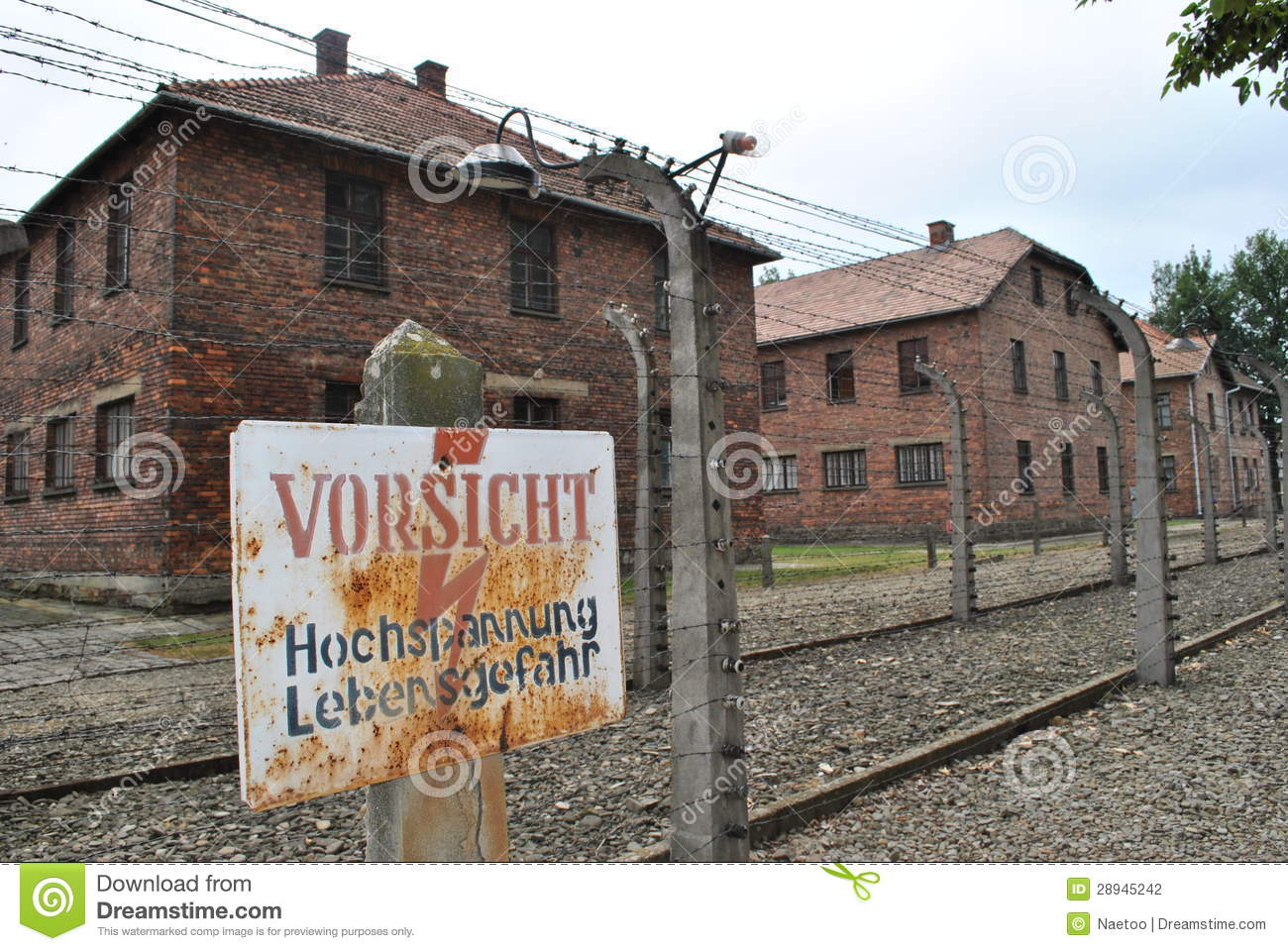 Neuengamme Concentration Camp | Frank Falla Archive |Concentration Camps Buildings