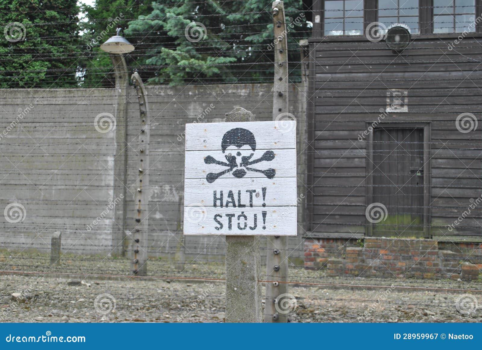 Osvietim Auschwitz koncentracyjny obóz