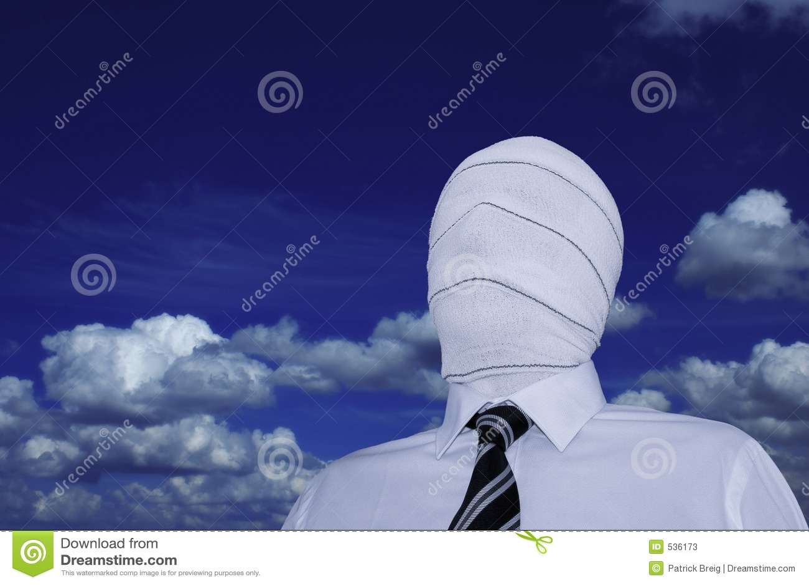Osynlig man