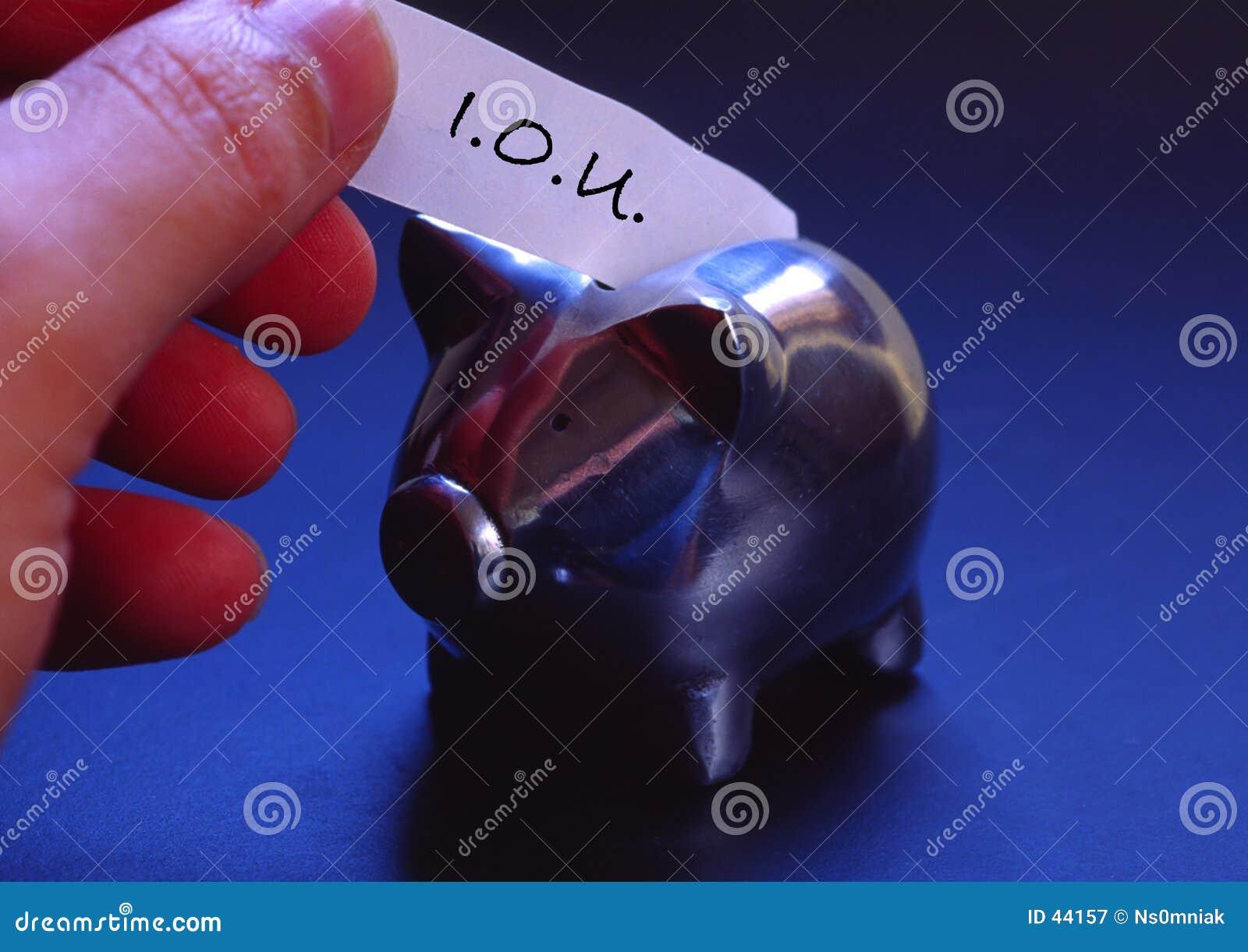 Oszczędności trwoniący