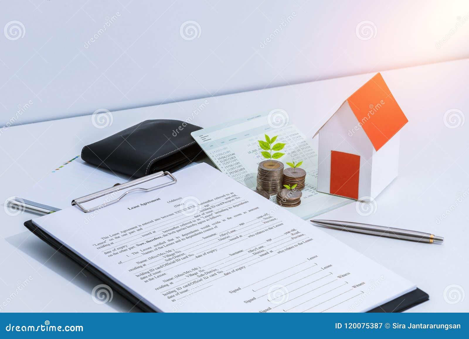 Oszczędzania obrachunkowy passbook lub sprawozdanie finansowe, papieru domowy tryb