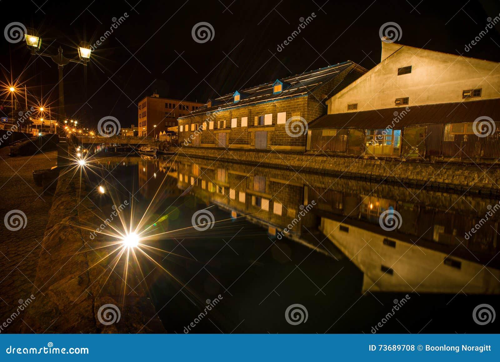 Otaru kanal, Japan