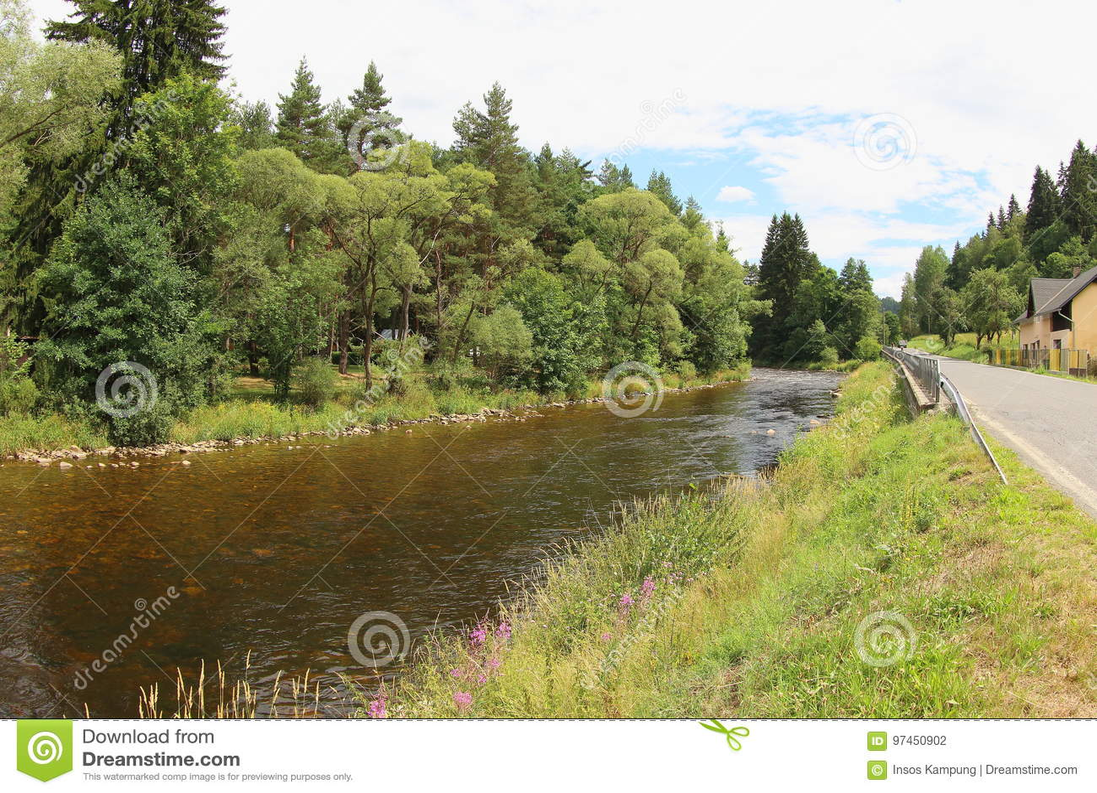 Otava rzeka, republika czech