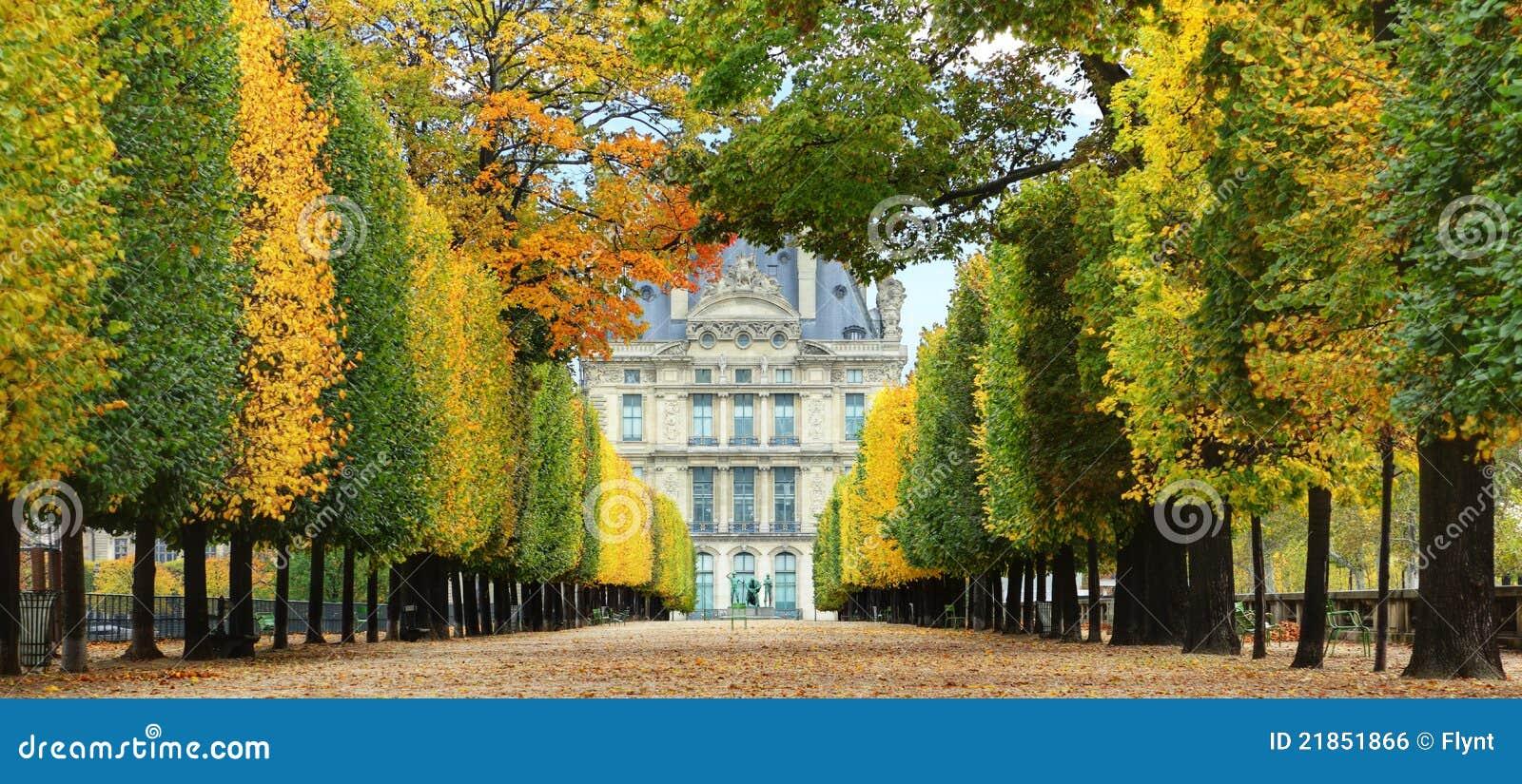 Otoño en París