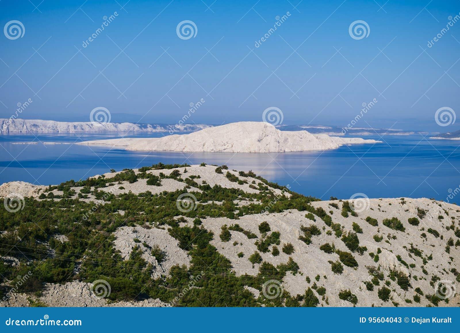 Otok Goli - нагой остров