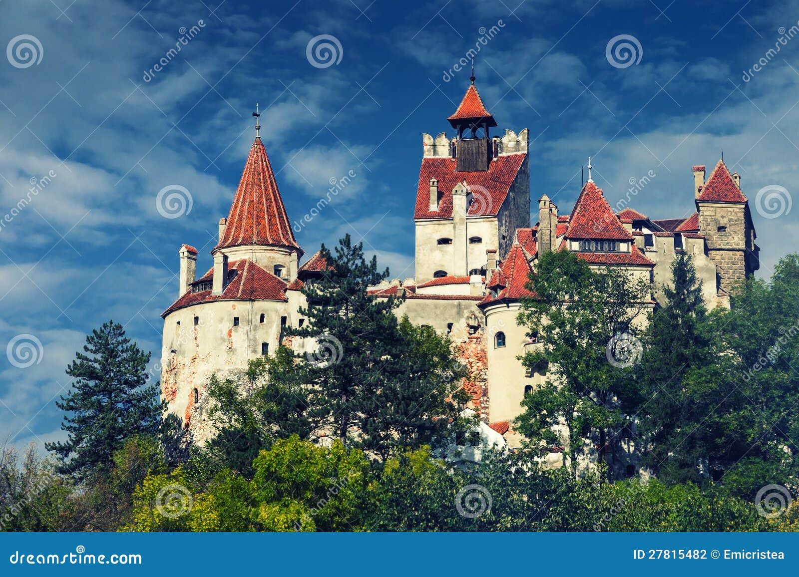 Otręby Kasztel, Transylvania Rumunia, telefonu styl