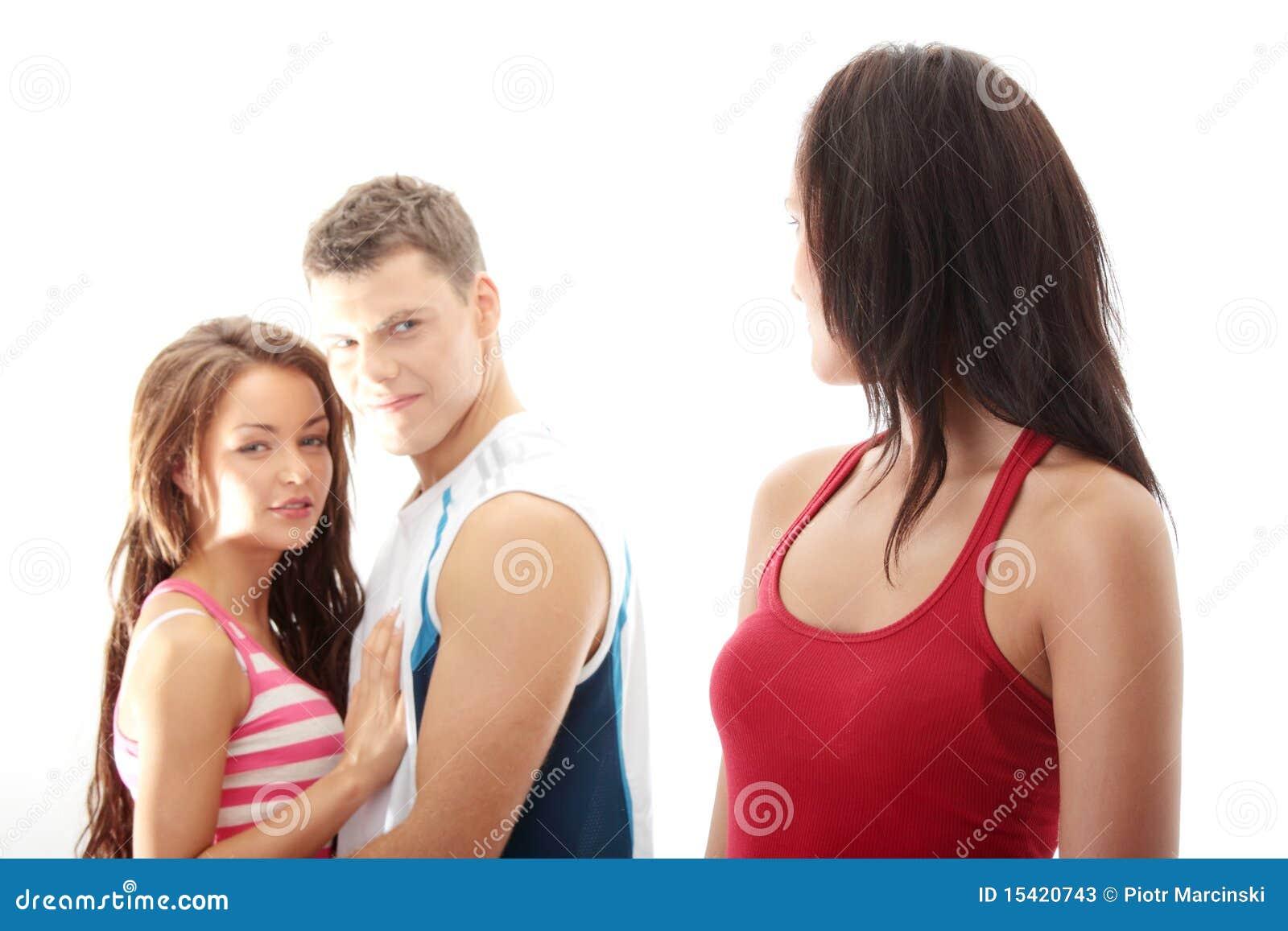 Par förföra flickor