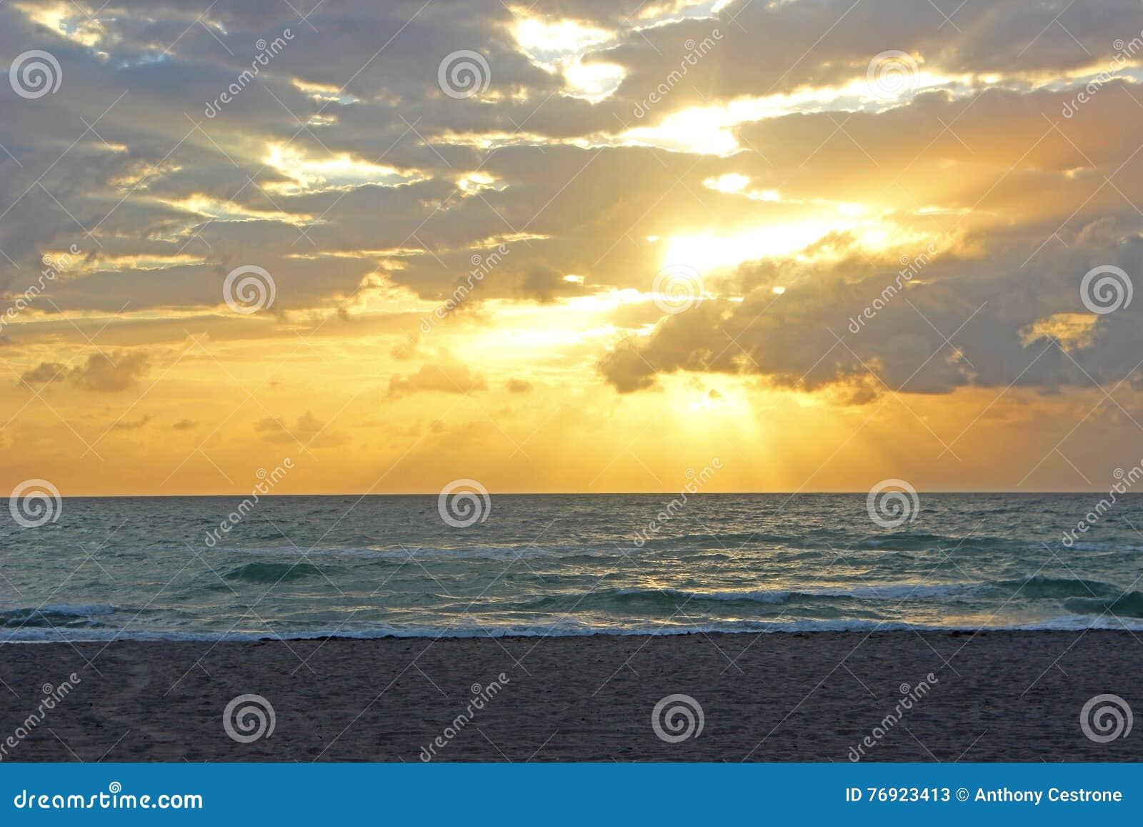 Otta på stranden