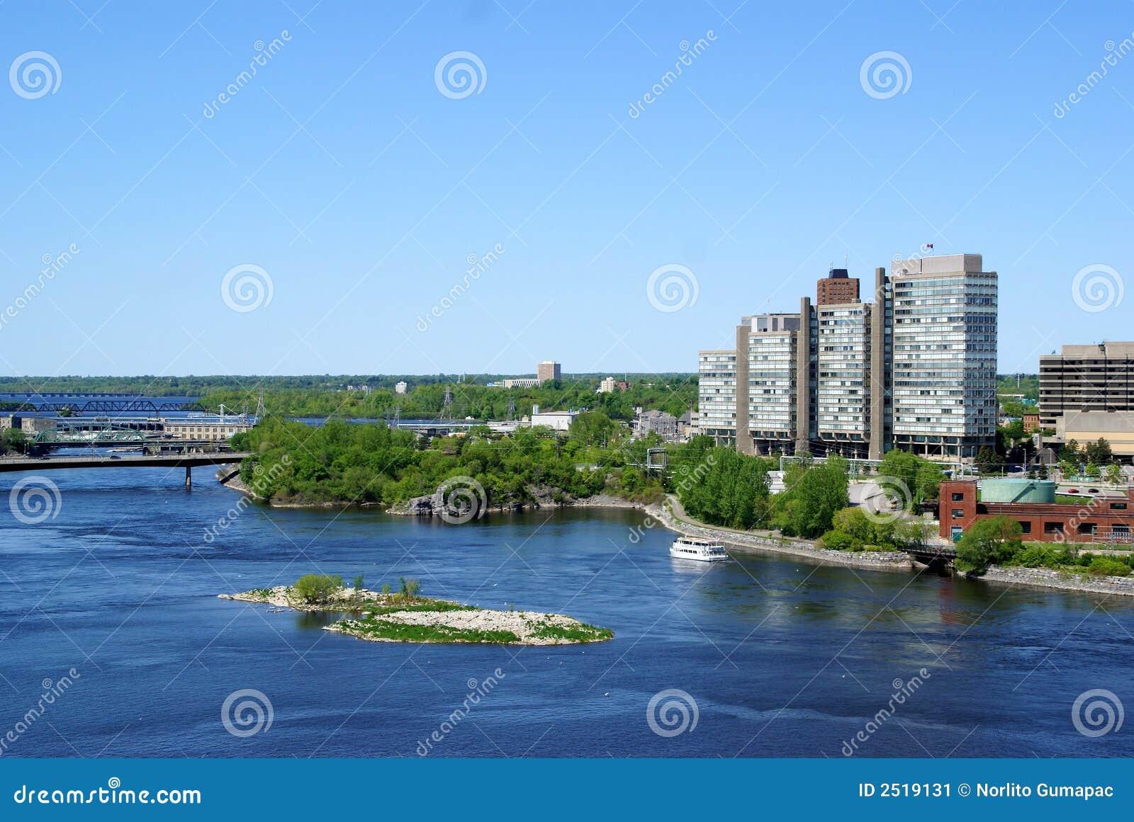 Ottawa ontario river