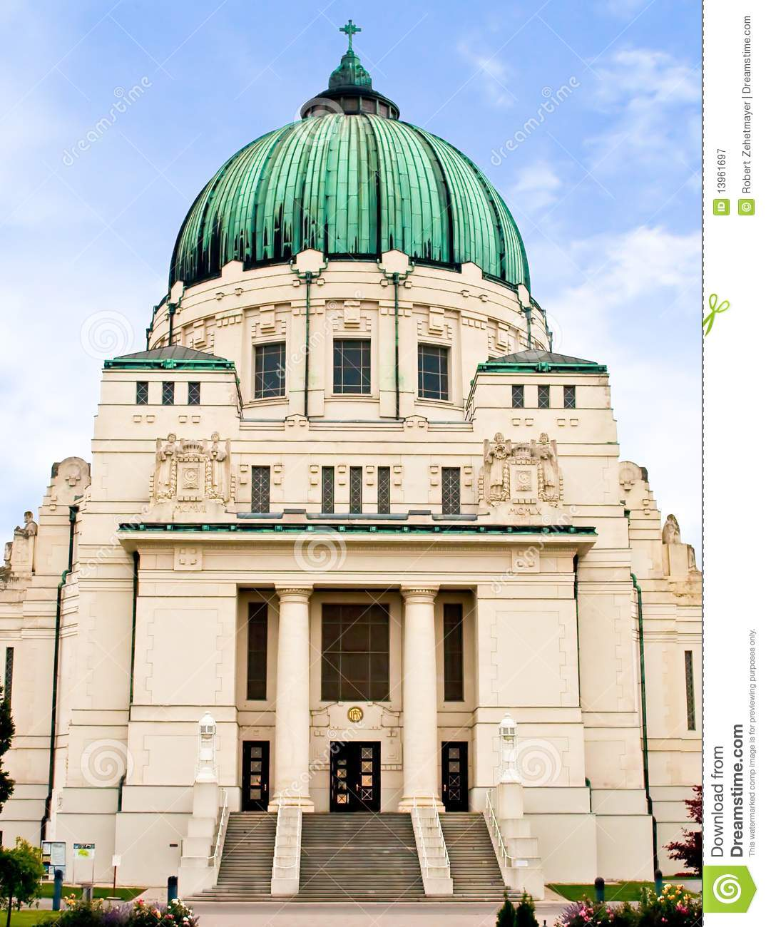 Otto Wagner Church and Hospital: Art Nouveau Tour