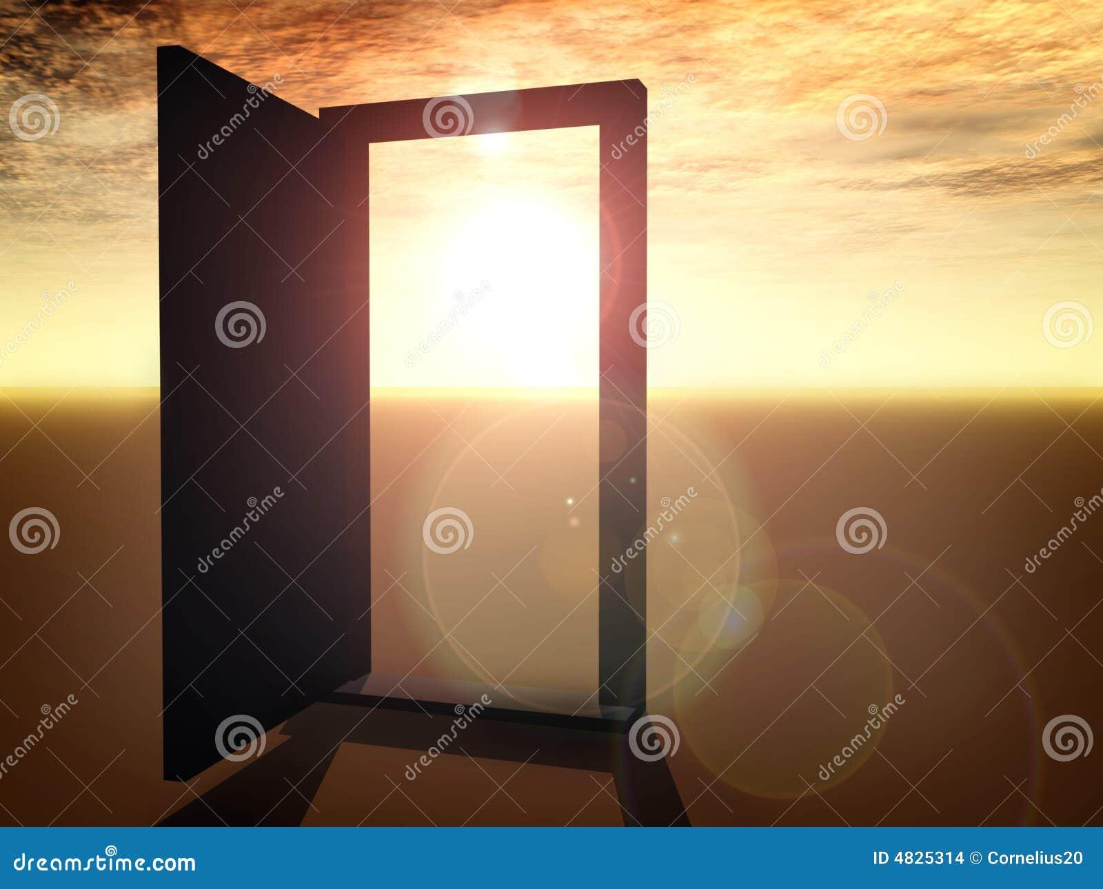Otwórz drzwi