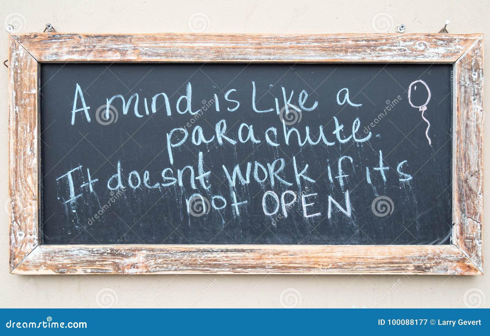 Otwórz swój umysł