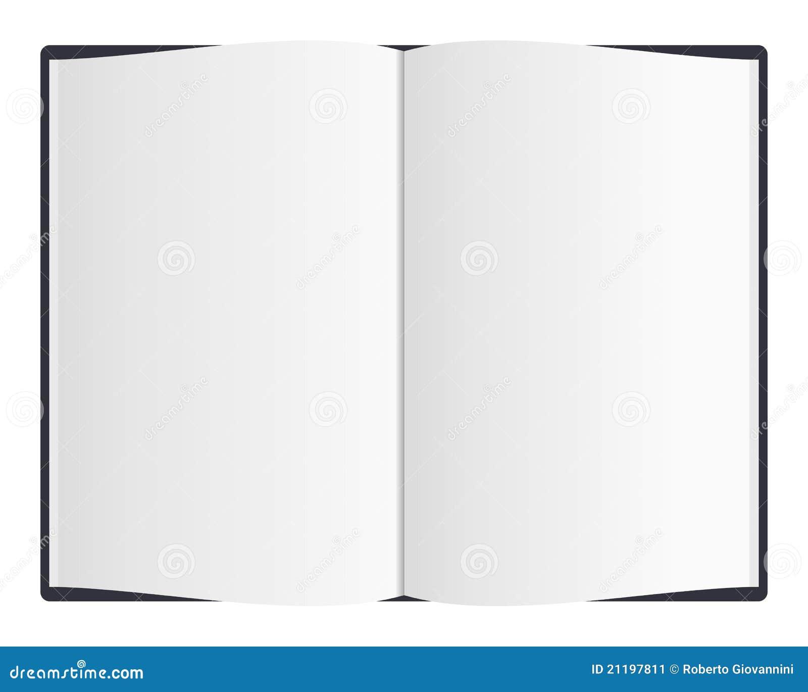 Book logos stock vector image 42714029 - Otwarta Pusta Ksi Ka Obraz Stock