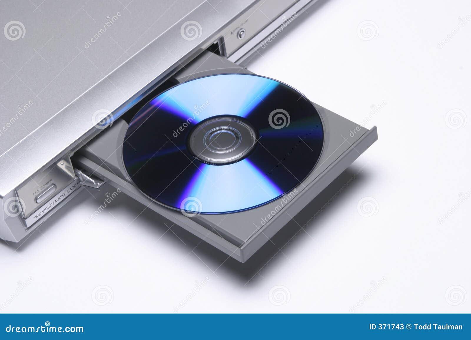 Otwarte gracz dvd