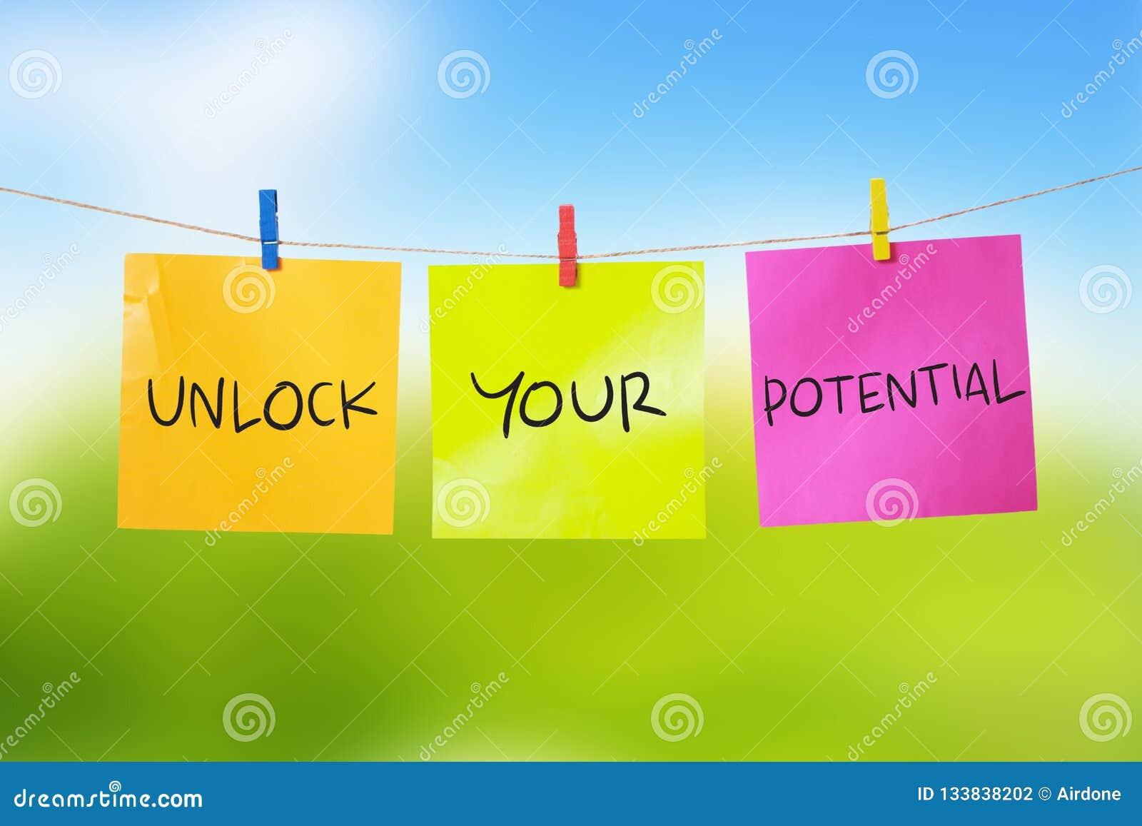 Otwiera Twój potencjał, Motywacyjne Inspiracyjne wycena