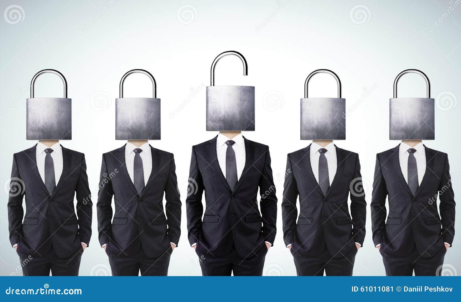 Otwiera twój umysłu biznesu pojęcie
