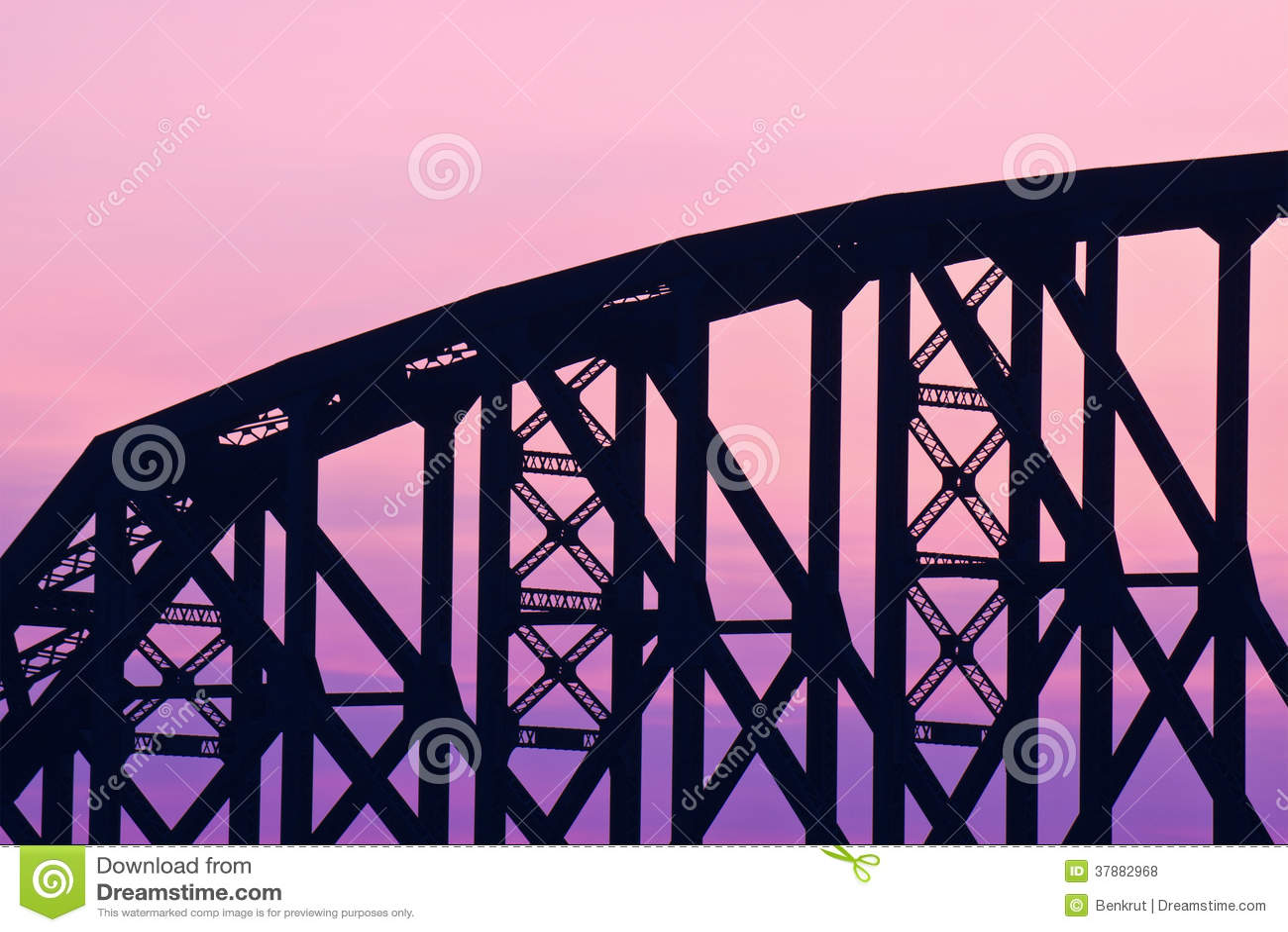 Oud brugdetail