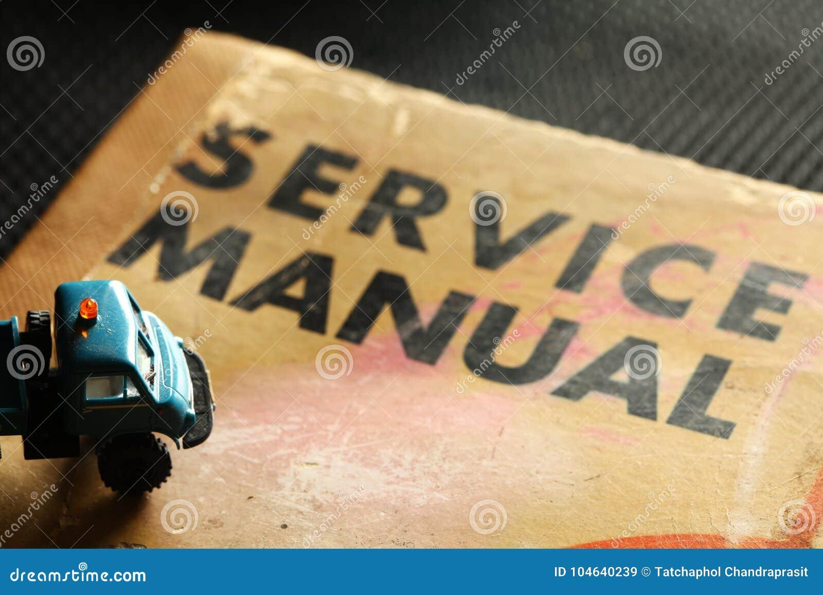 Download Oud de dienstboek stock afbeelding. Afbeelding bestaande uit donker - 104640239
