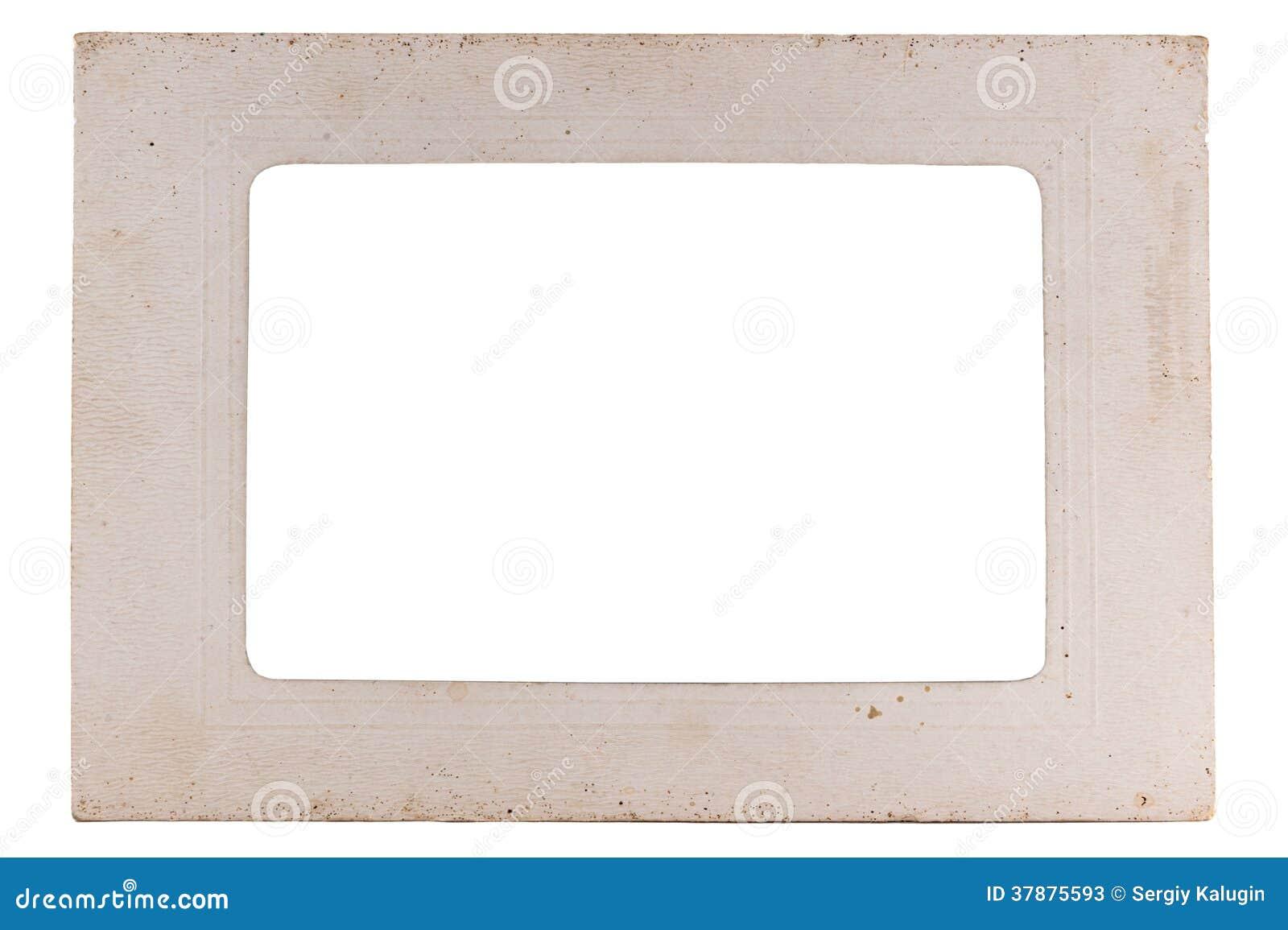Oud document vignet voor foto 3