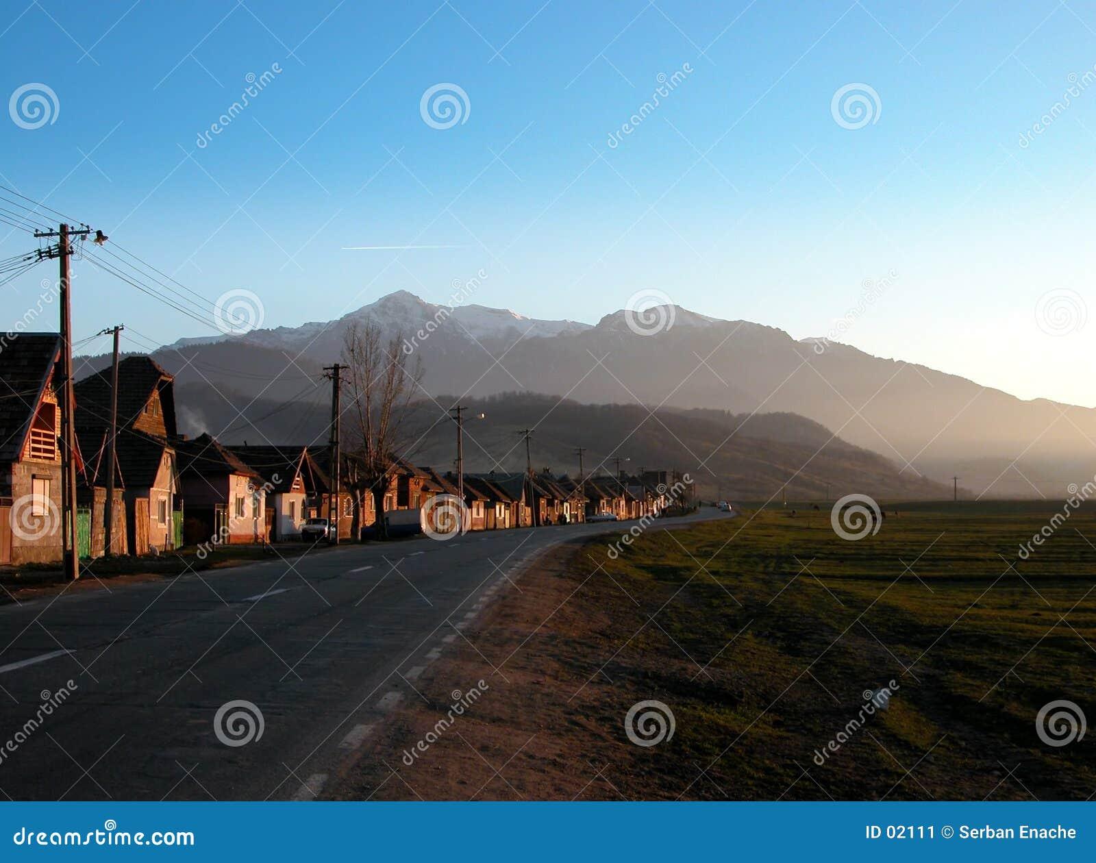 Oud dorp