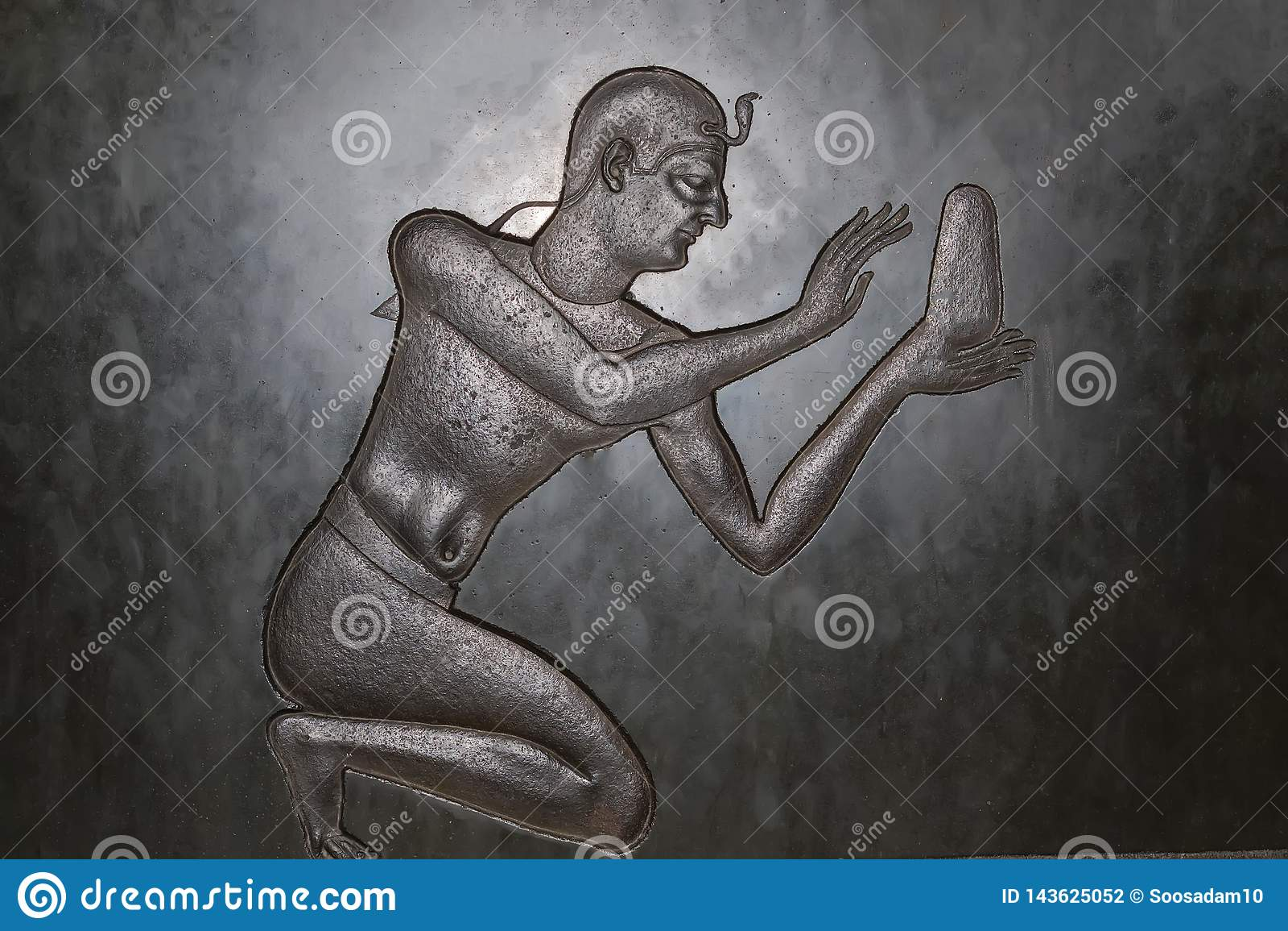 Oud Egyptisch symbool