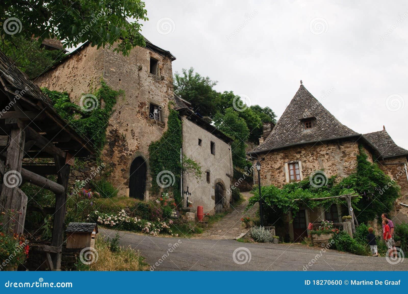 Oud Frans dorp