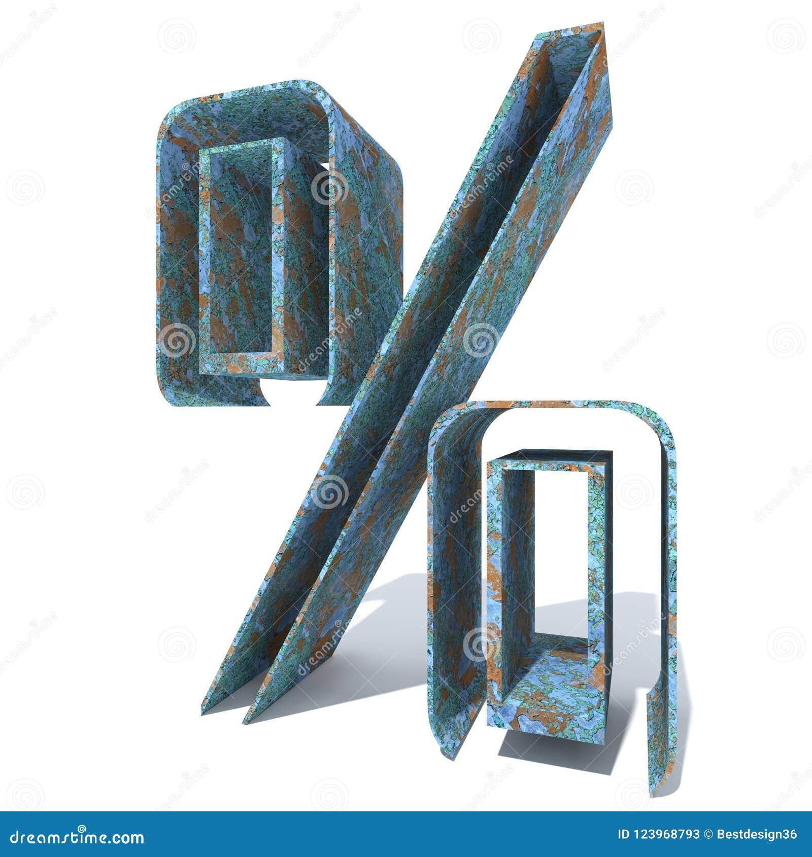 Oud geroest metaaldoopvont, ijzer of staal de industriestuk