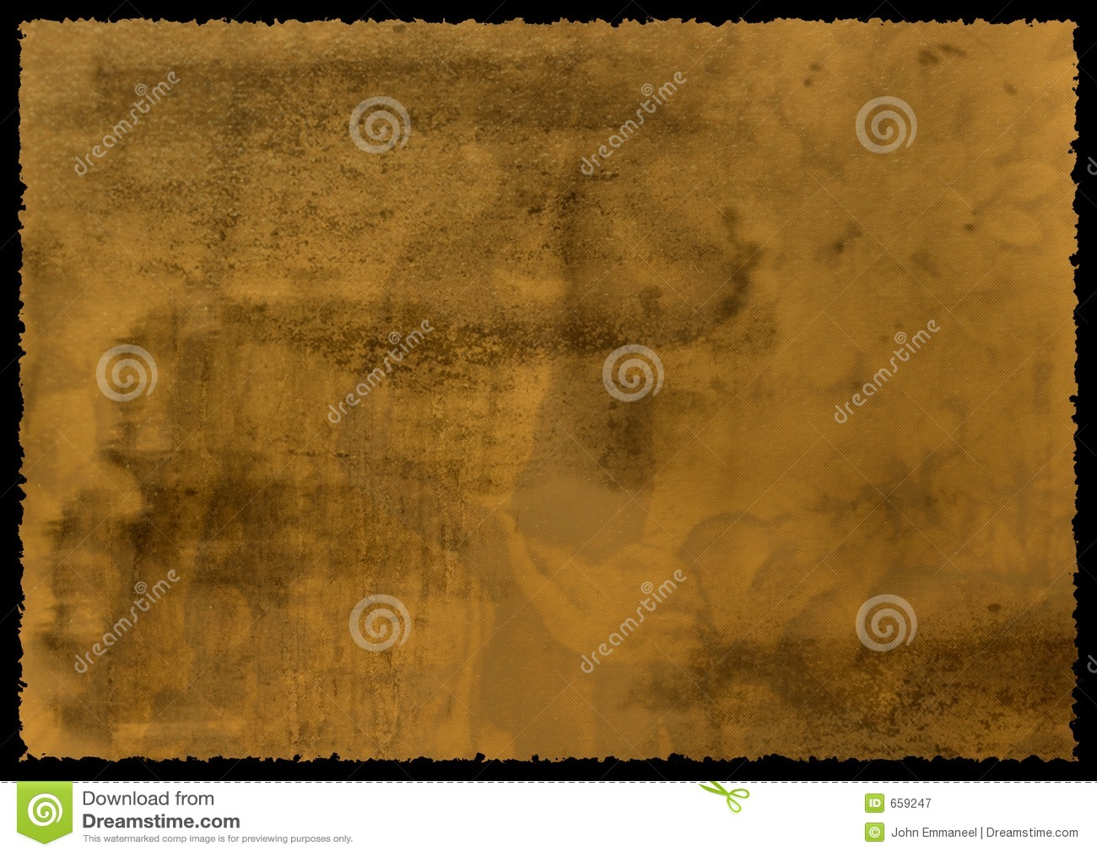 Oud geweven document