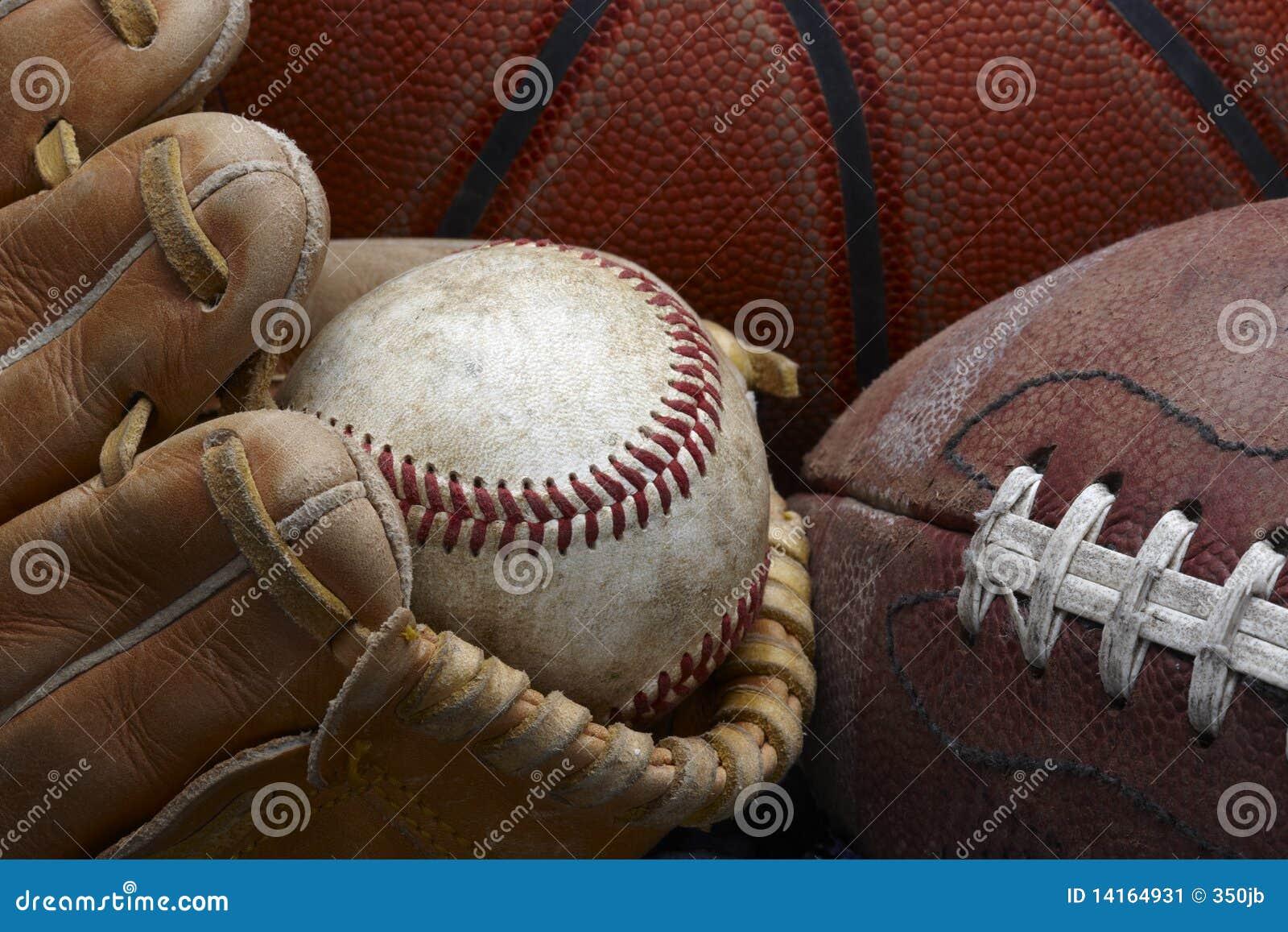 Oud honkbal