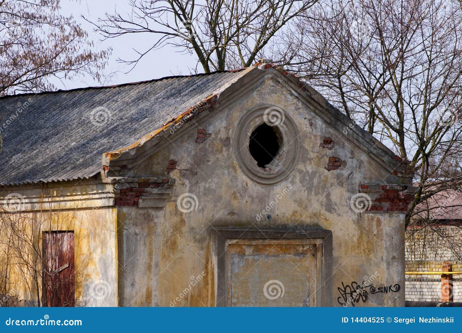 Oud huis royalty vrije stock foto afbeelding 14404525 - Oud huis ...