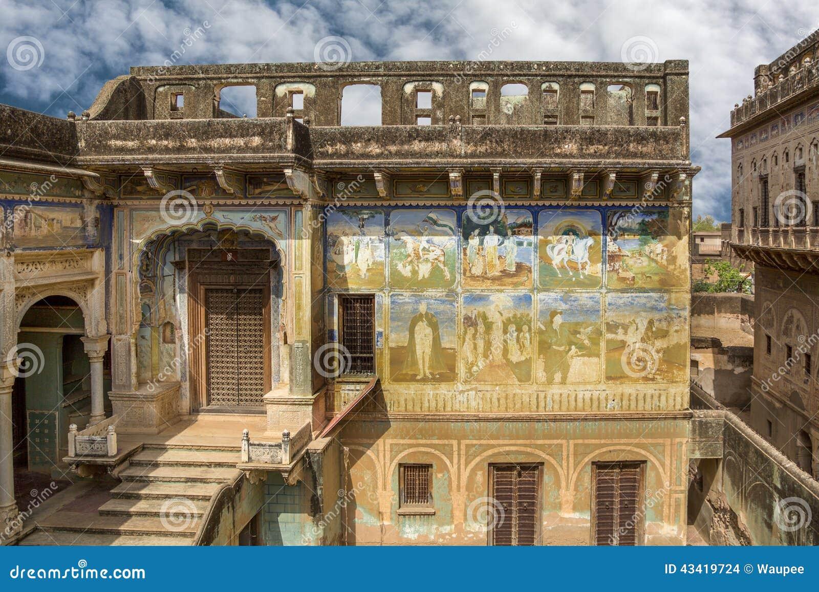 Oud paleis India