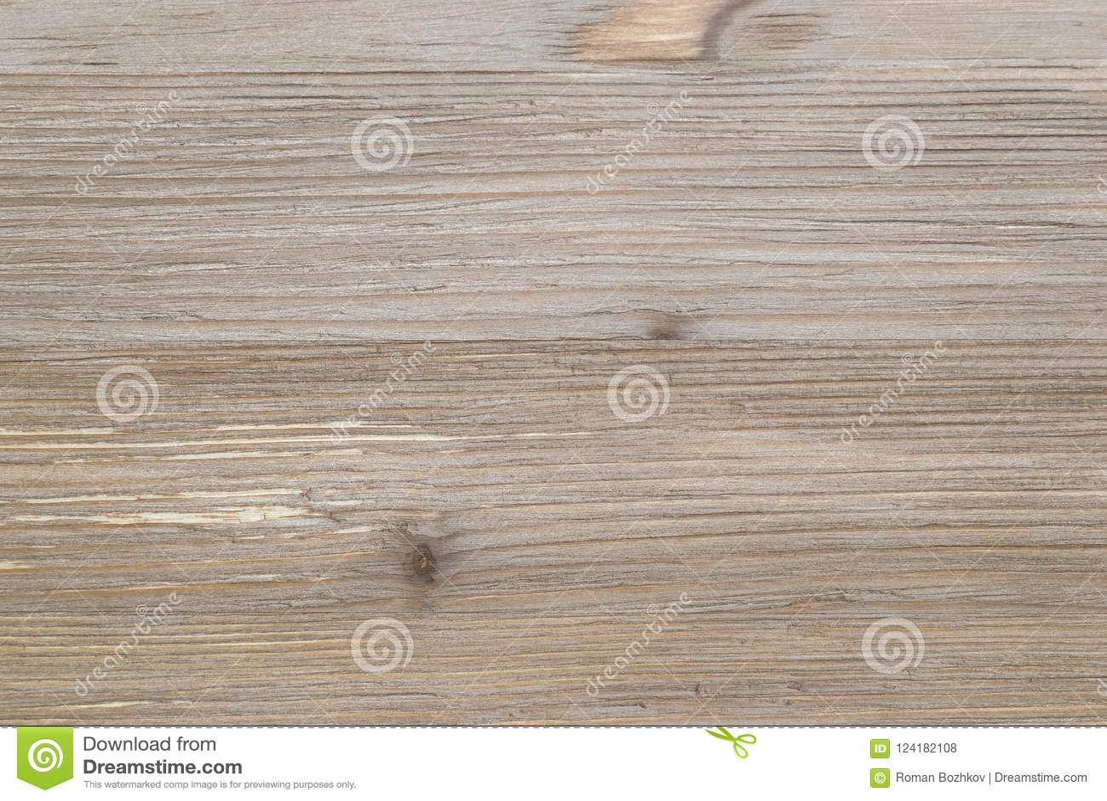 Oud rustiek kras en van de schade grijs houten textuur close-up als achtergrond