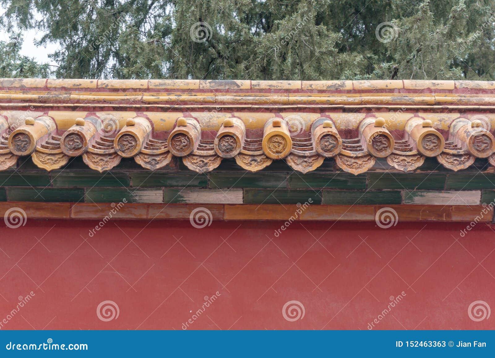 Oud stadslandschap, met architecturale structuur en oude cultuur