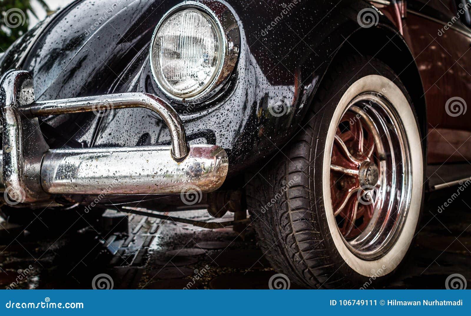 Oud VW Volkswagen Beetle