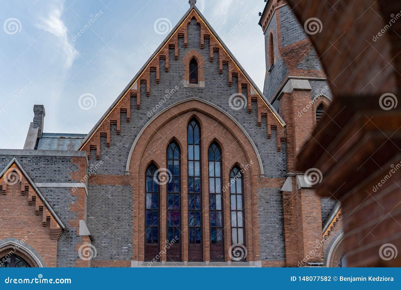 Oud Weinig Kerk in Shanghai