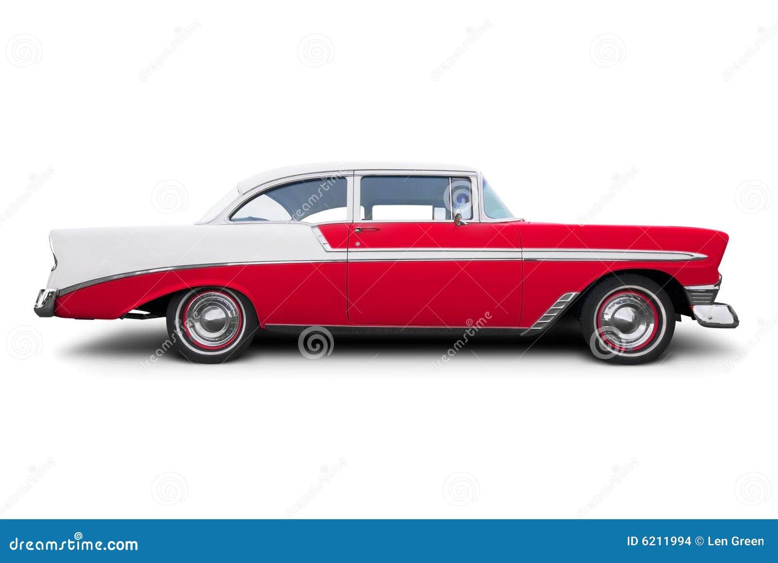 Oude Amerikaanse Auto Stock Foto Afbeelding Bestaande Uit