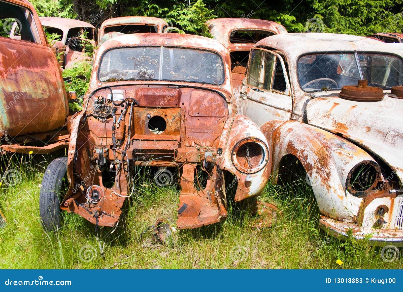 Oude Auto S Stock Afbeelding Image Of Nieuw Zeeland 13018883