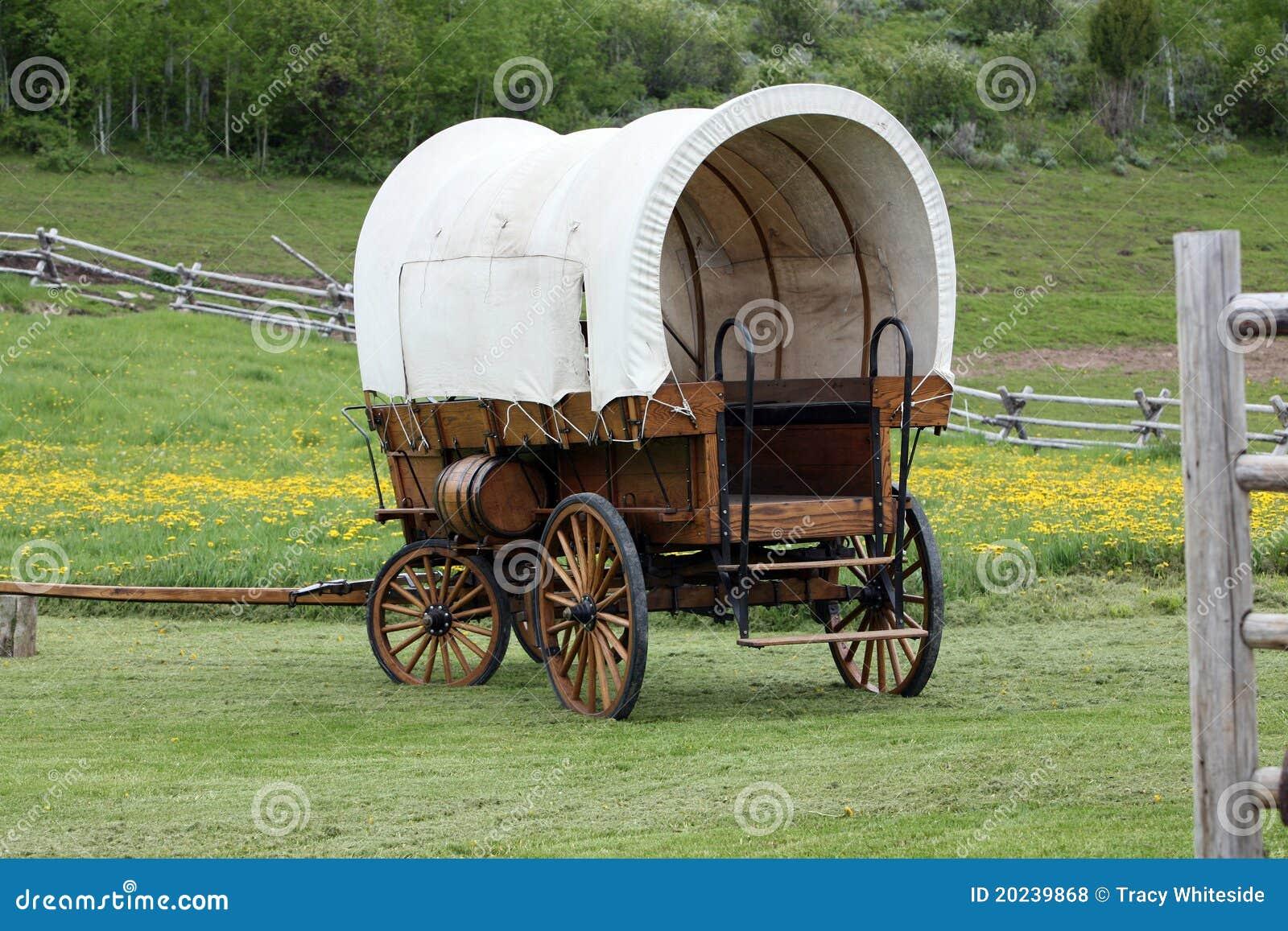 Oude behandelde wagen