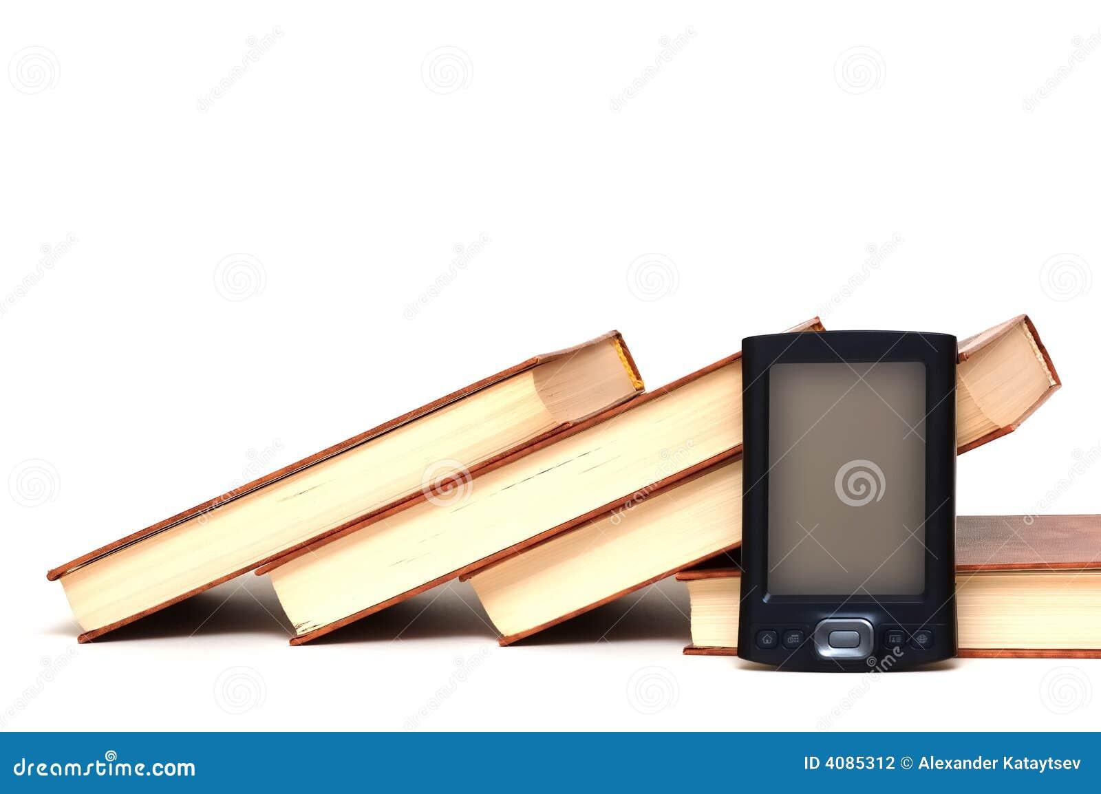 Oude boeken en nieuwe technologie