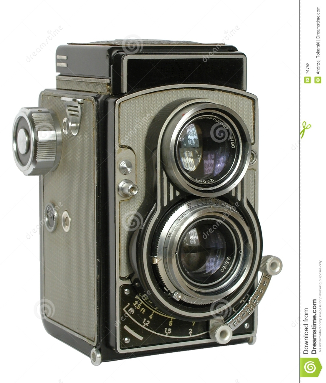 Oude Camera TLR