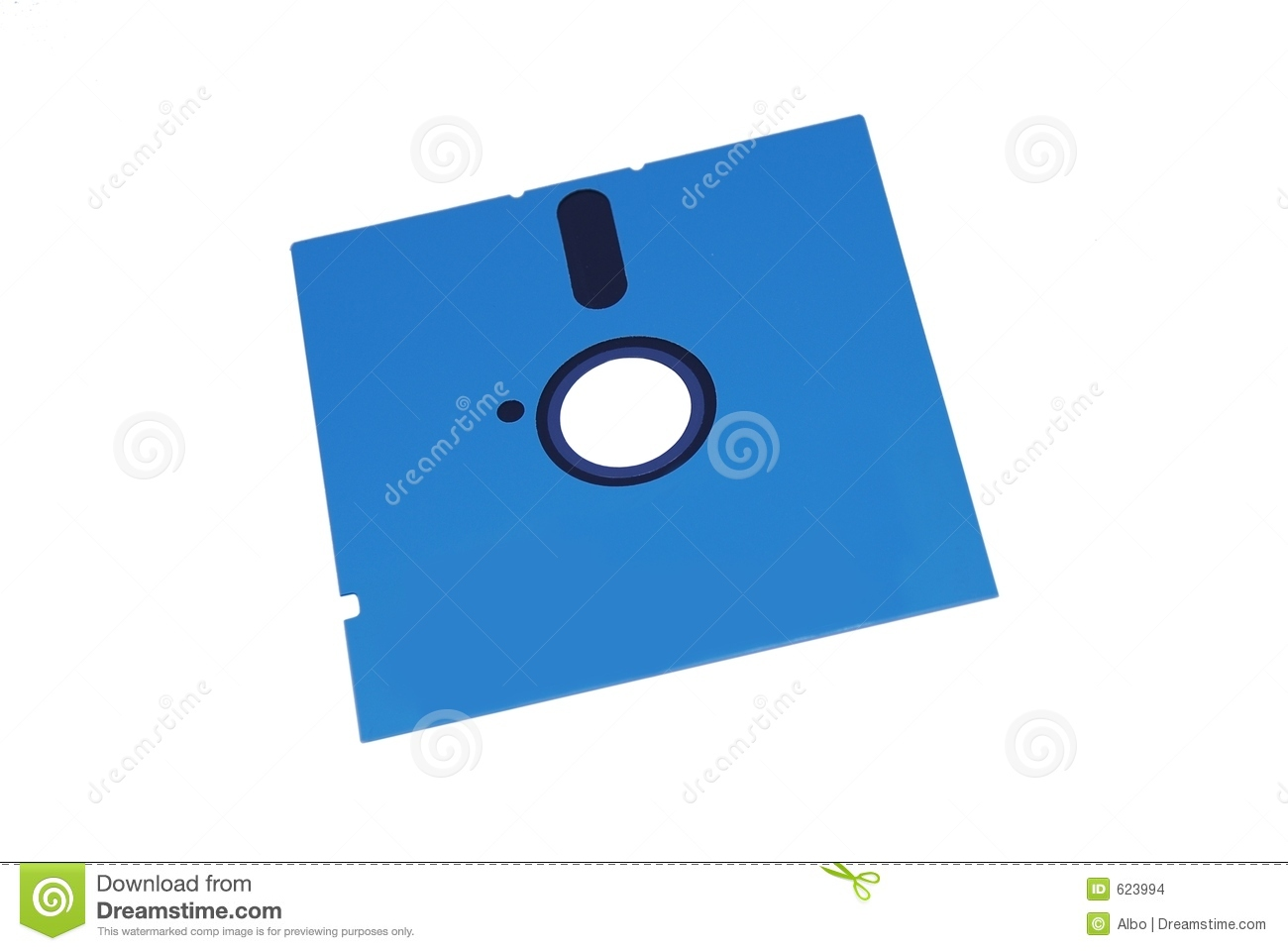 Oude diskette