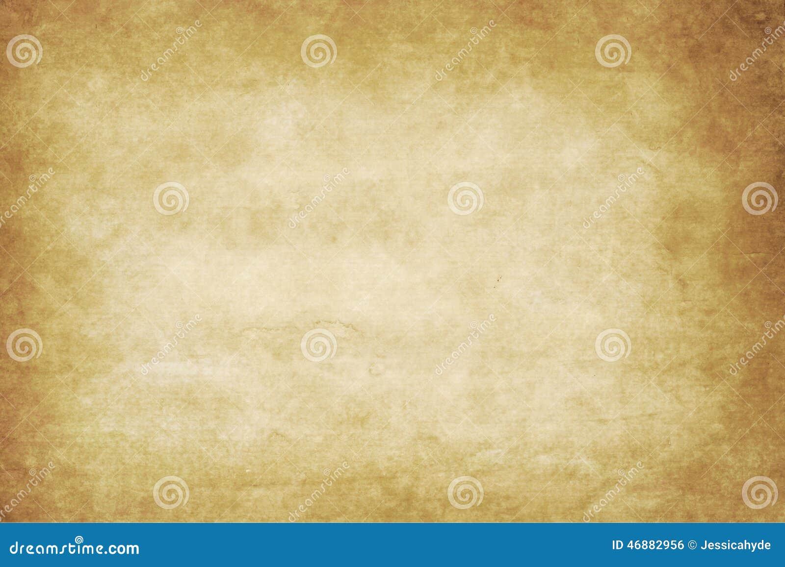 Oude document textuur of achtergrond met donker vignet B